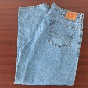 Men's 560 Levi's mom jeans